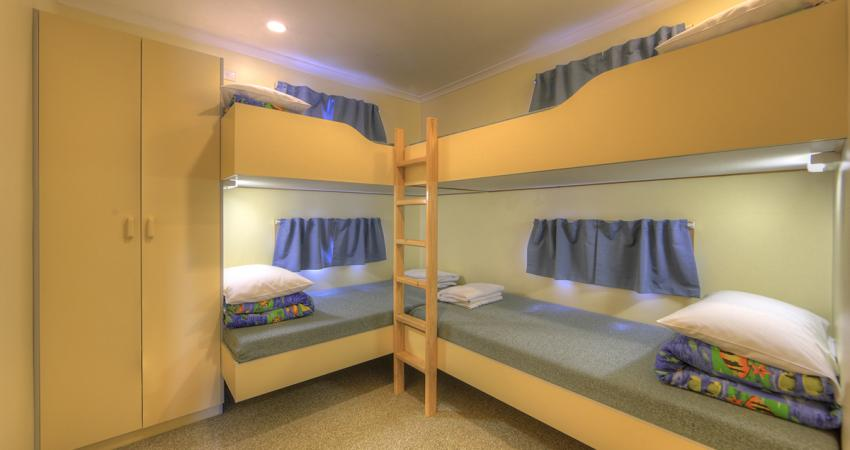 Elevated Ensuite Bunk Beds