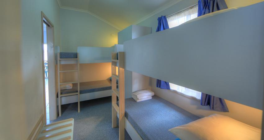 Waterfront Deluxe Bunks BIG4 Batemans Bay Holiday Park