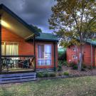 Waterfront Spa 2 Bedroom Exterior Batemans Bay Easts Holiday Park