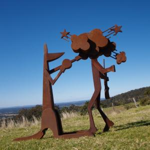 Image of Sculpture for Clyde