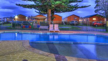 Easts Batemans Bay Swimming Pool